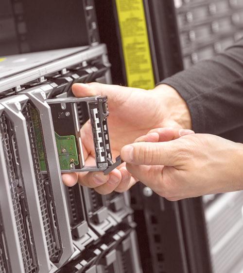 خدمات شبکه - راه اندازی شبکه