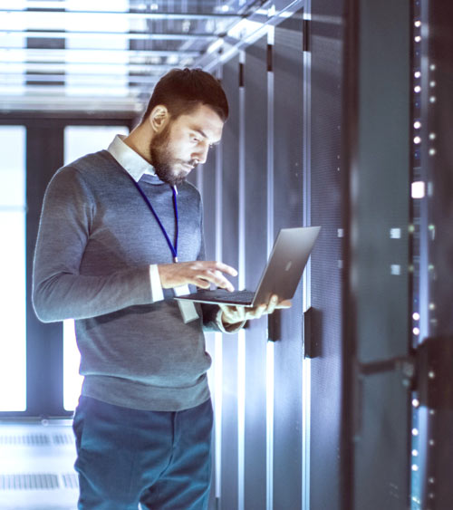 خدمات شبکه - پشتیبانی شبکه