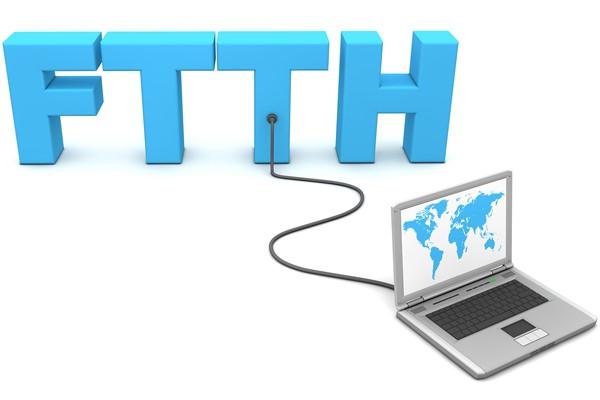 خدمات استفاده از FTTB/H