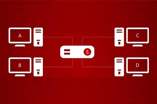 کاربرد سوئیچ در ساختار شبکه