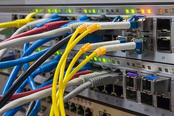 مدیریت شبکه به کمک پچ پنل