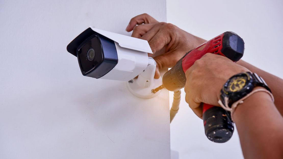 هزینه نصب دوربین مدار بسته در منزل