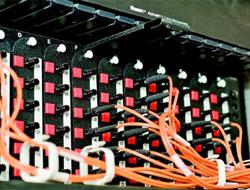 اتصال مقابل عمودی شبکه