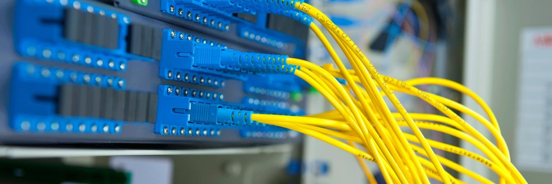 اتصالات فیبر نوری