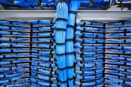 مدیریت خوب کابلهای شبکه