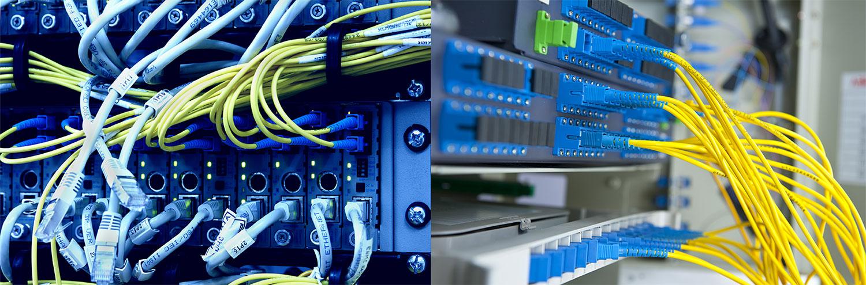 اجرا و پیاده سازی کابل کشی شبکه