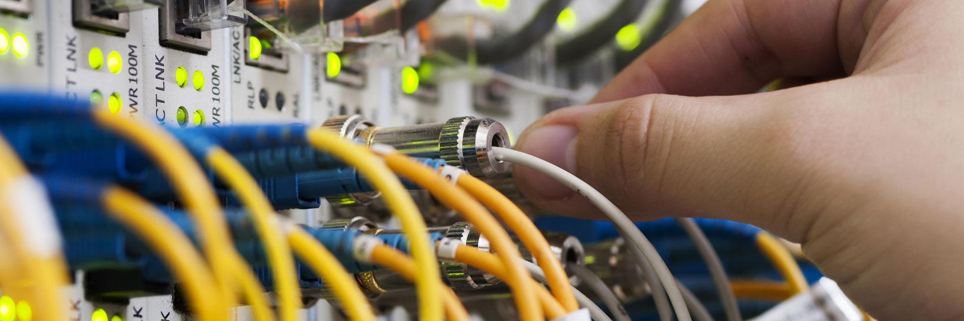 شرکت خدمات راه اندازی شبکه