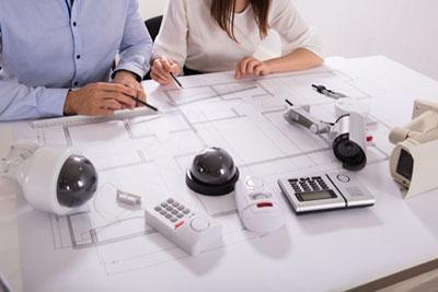 مشاوره،طراحی و پشتیبانی دوربین مداربسته