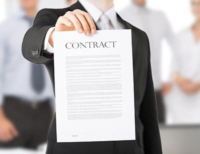 قرارداد پشتیبان شبکه