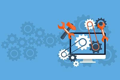 خدمات پشتیبانی شبکه و سختافزار