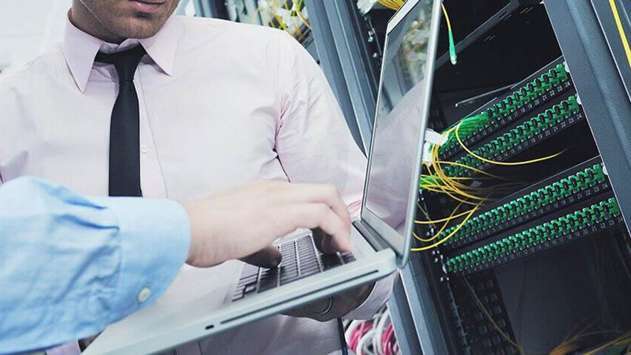 خدمات پشتیبانی نرم افزار شبکه