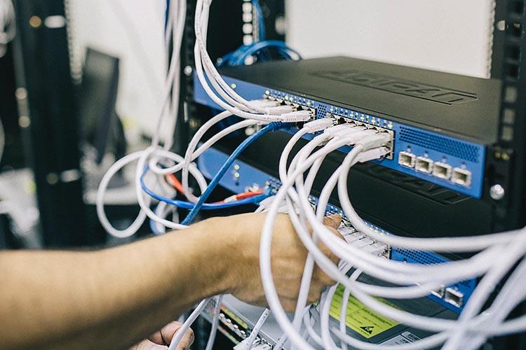 راهاندازی شبکه