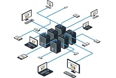خدمات پسیو شبکه رایکانت
