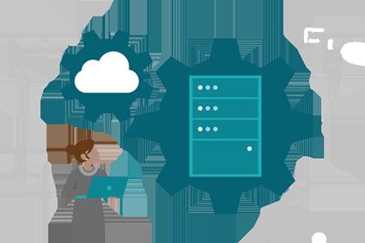 خدمات اکتیو شبکه در شرکت رایکانت