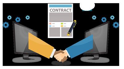 قرارداد خدمات پشتیبانی شبکه
