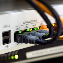 نصب تجهيزات پسيو شبکه