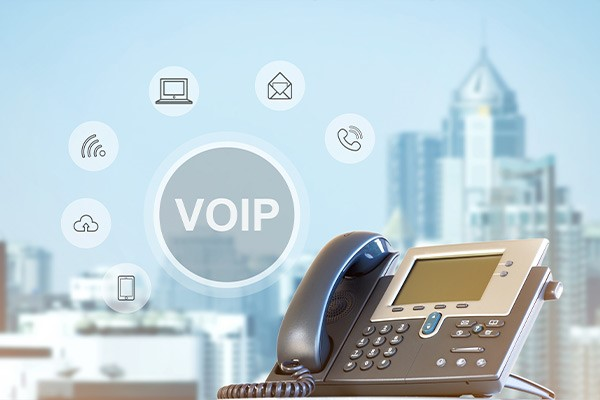 فناوری VOIP