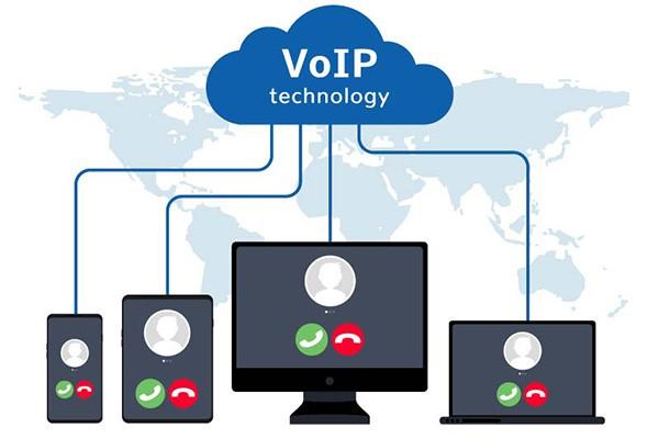 برقراری تماس دیجیتالی از VOIP