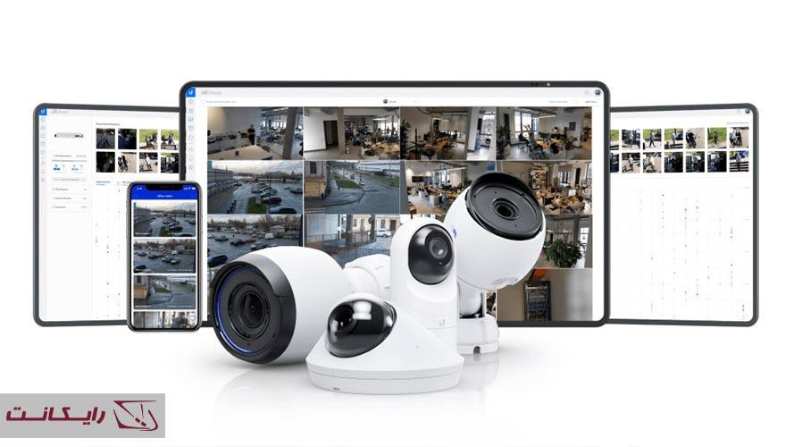 نصب و راه اندازی دوربین تحت شبکه