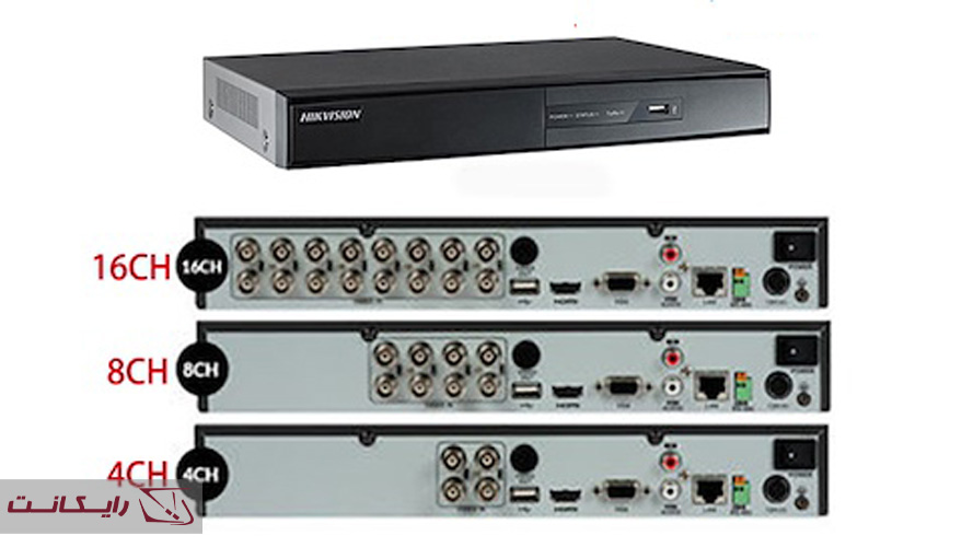 انواع DVR