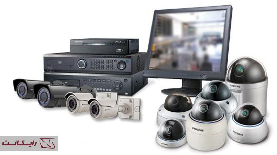 تجهیزات برای نصب دوربین در منزل